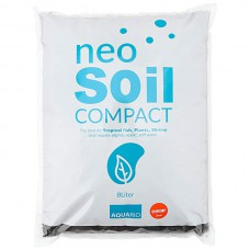 Aquario Neo Soil Compact shrimp 8 liter, bodembedekking