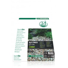 Dennerle Plantahunter natuurgrind Rio Xingu 2-22 mm, 5 kg Aquariumgrind/zand