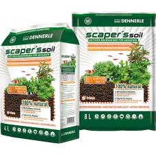 Dennerle Scaper's Aquarium Soil 4 liter, korrel 1-4 mm Soil