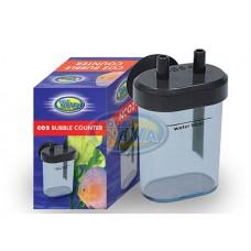 Aqua Nova CO2 kunststof bellenteller CO2 Bellentellers