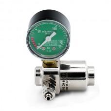 Aqua-Noa CO2 drukregelaar Basic 1 meter voor wegwerpflessen CO2 Drukregelaars