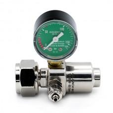 Aqua-Noa CO2 drukregelaar Basic met 1 meter, hervulbare flessen CO2 Drukregelaars