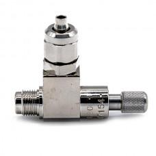 """Aqua-Noa CO2 fijnregelventiel voor drukregelaars 1/8"""" draad CO2 Drukregelaars"""