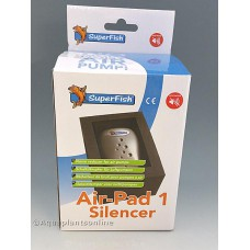 Superfish Air-Pad 1 silencer, geluiddemper voor luchtpomp Luchtpomp accessoires
