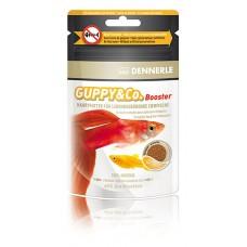 Dennerle Guppy&CO booster, 100 ml Granulaat / Pellets