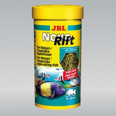 JBL NovoRift 1 liter, sticks voor cichliden Sticks