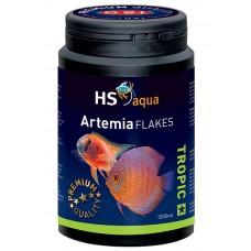 HS Aqua / O.S.I. Artemia flakes 1000 ml/200 g, artemia vlokkenvoer Vlokken
