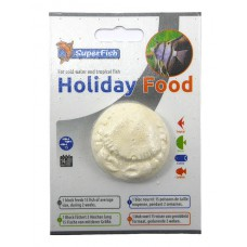 Superfish Holiday Food 25 gram, vakantievoer Voedingsblok