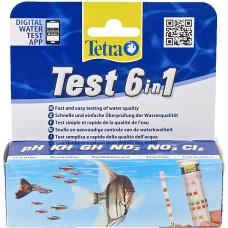 Tetra Test 6 in 1 test set Dompeltesten