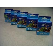 HS Aqua GH totale hardheid test set Druppeltesten